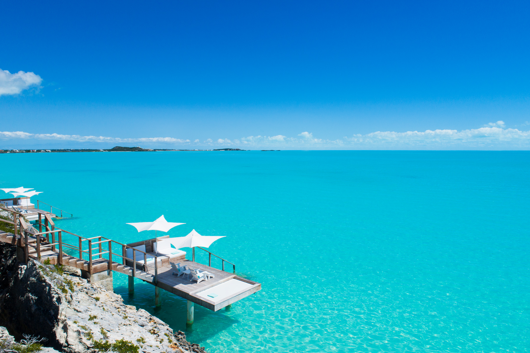 Additional photo for property listing at Gansevoort Villa 5102 - 4 Bedroom Design Waterfront Turtle Tail, Providenciales TCI Îles Turques Et Caïques