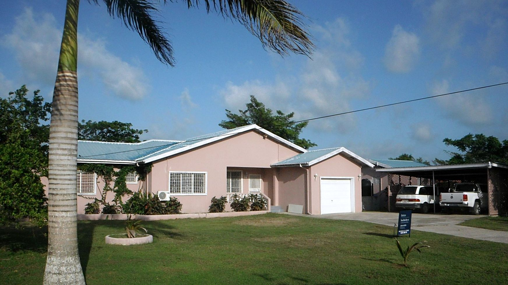 Single Family Home for Sale at Lake Gardens Ladyville, Belize