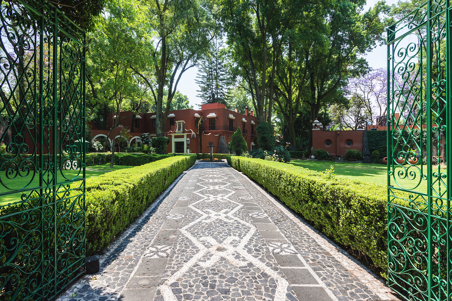 Ex-Hacienda de San Pedro Martir, Coyoacán