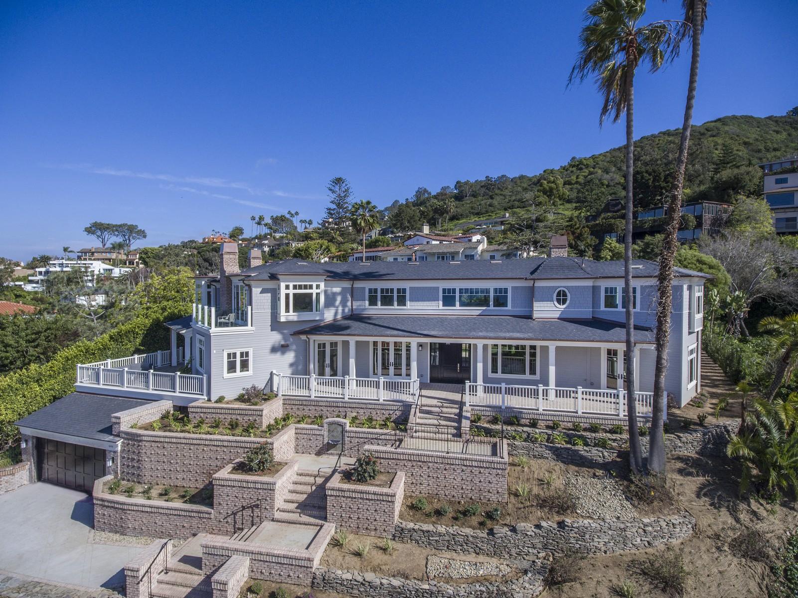 一戸建て のために 売買 アット 1855 Soledad Avenue La Jolla, カリフォルニア, 92037 アメリカ合衆国