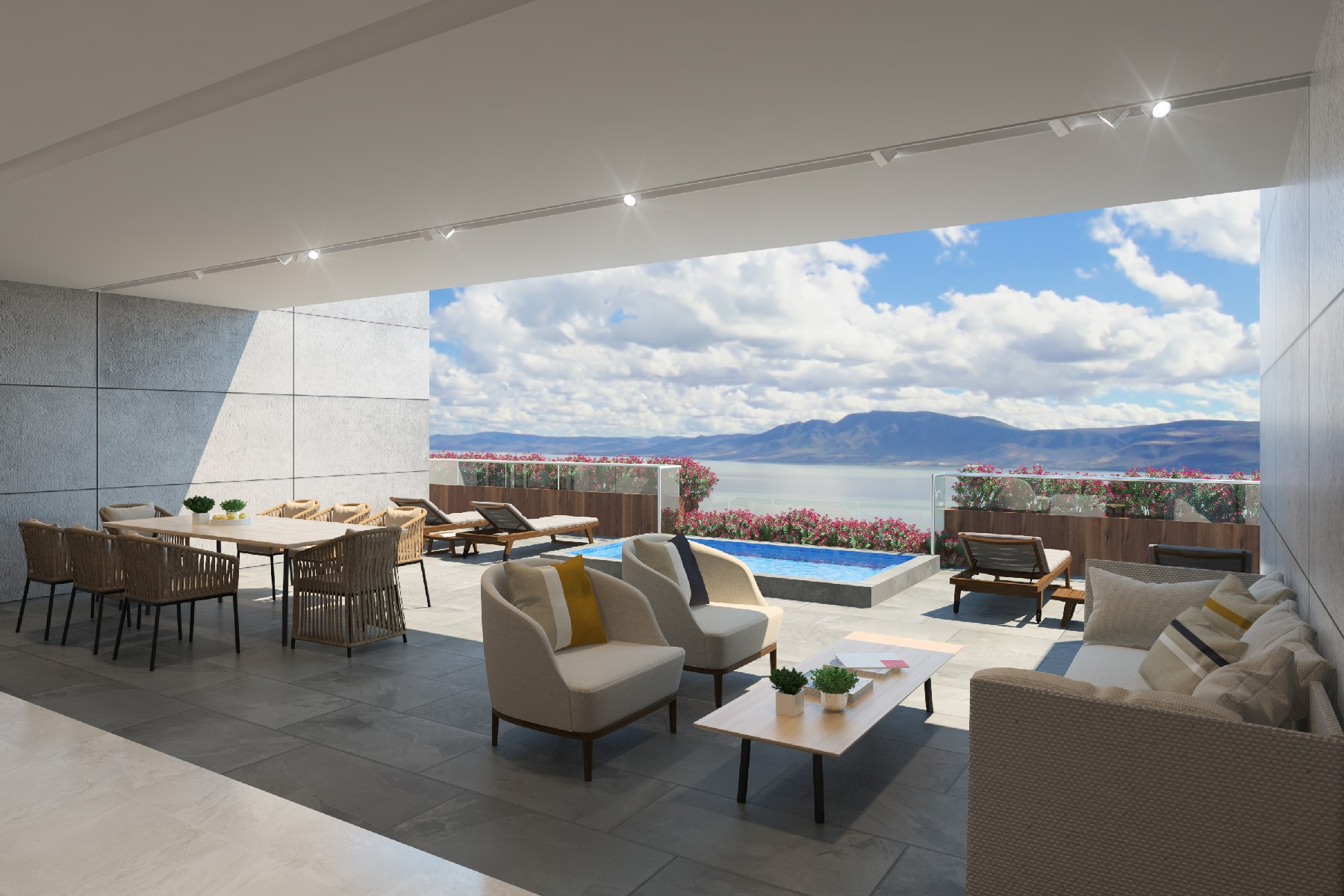 Luxury Apartment, 4R type Pent House, Floor 5, AltoLago, Chapala