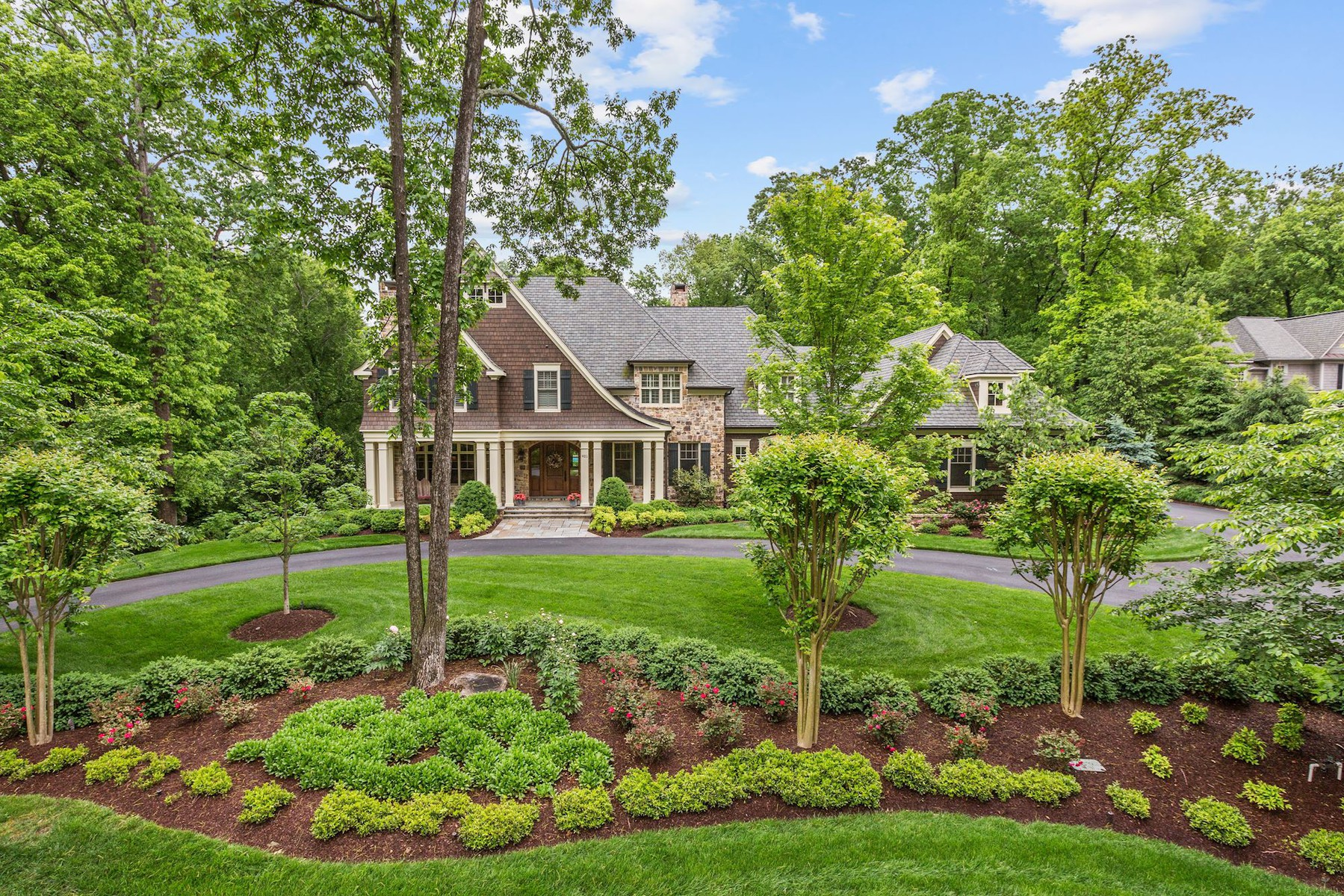 Single Family Home for Sale at 921 Mackall Avenue, Mclean McLean, Virginia 22101 United States