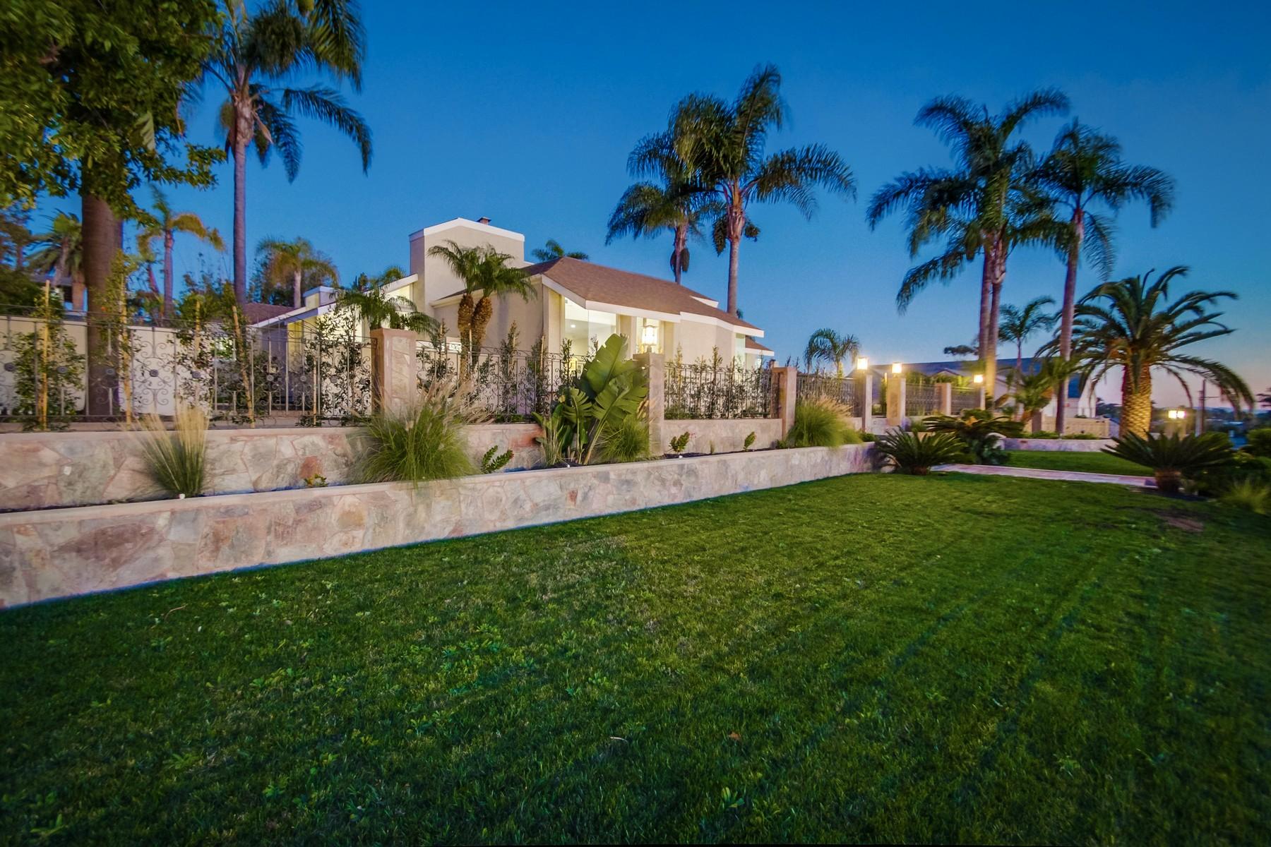 一戸建て のために 売買 アット 1453 Rainbow Ridge Encinitas, カリフォルニア, 92024 アメリカ合衆国