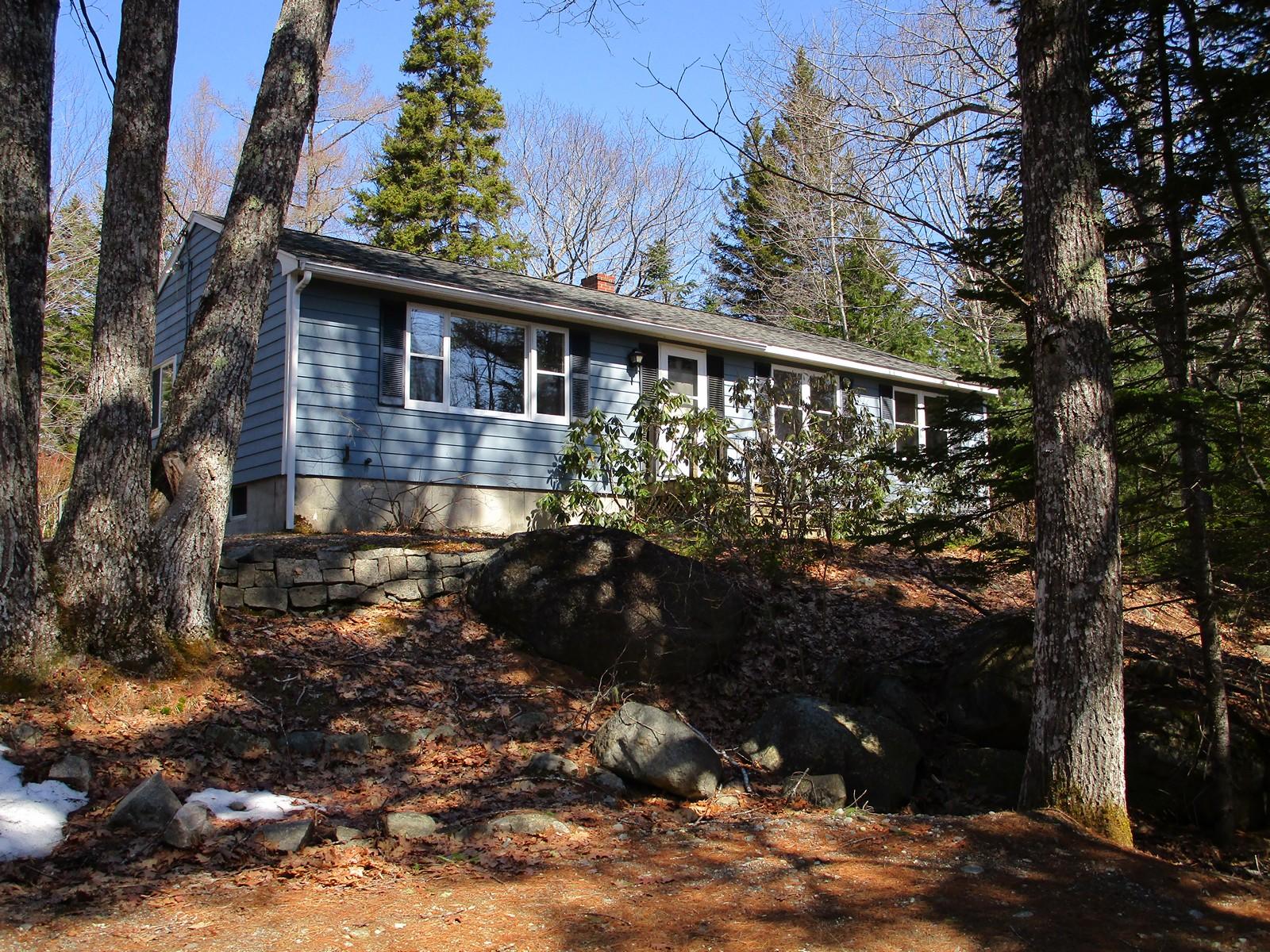 Vivienda unifamiliar por un Venta en Oak Hill Ranch 63 Oak Hill Road Mount Desert, Maine, 04660 Estados Unidos