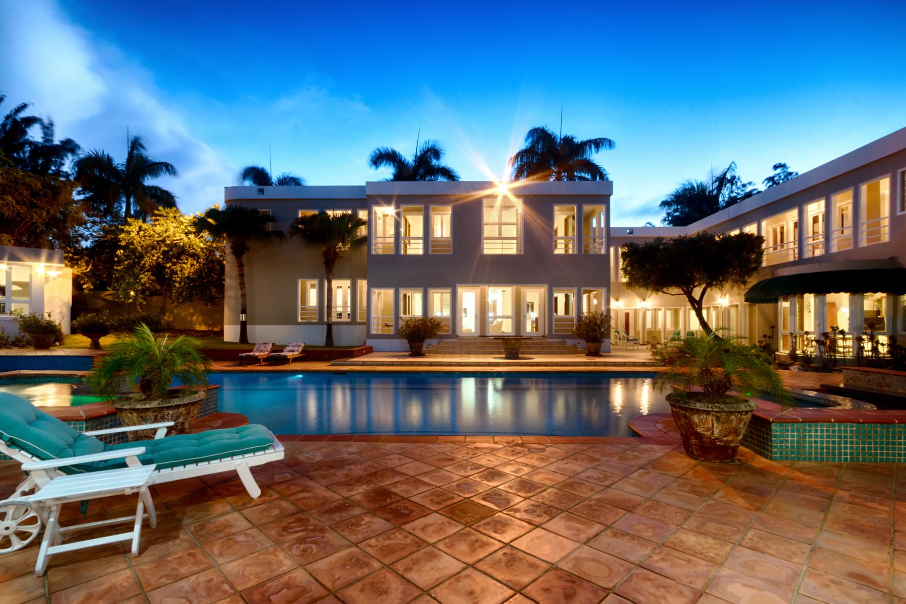 Additional photo for property listing at Sprawling Estate 26 Dorado Beach Estates Dorado Beach, Puerto Rico 00646 Puerto Rico