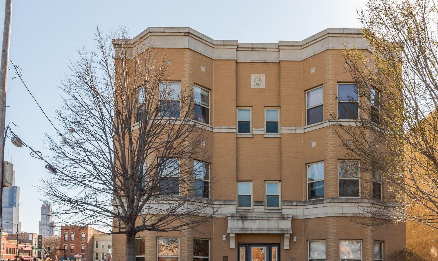 양면 인쇄 용 매매 에 Little Italy Duplex 1017 S Lytle Street Unit 302 Near West Side, Chicago, 일리노이즈, 60607 미국
