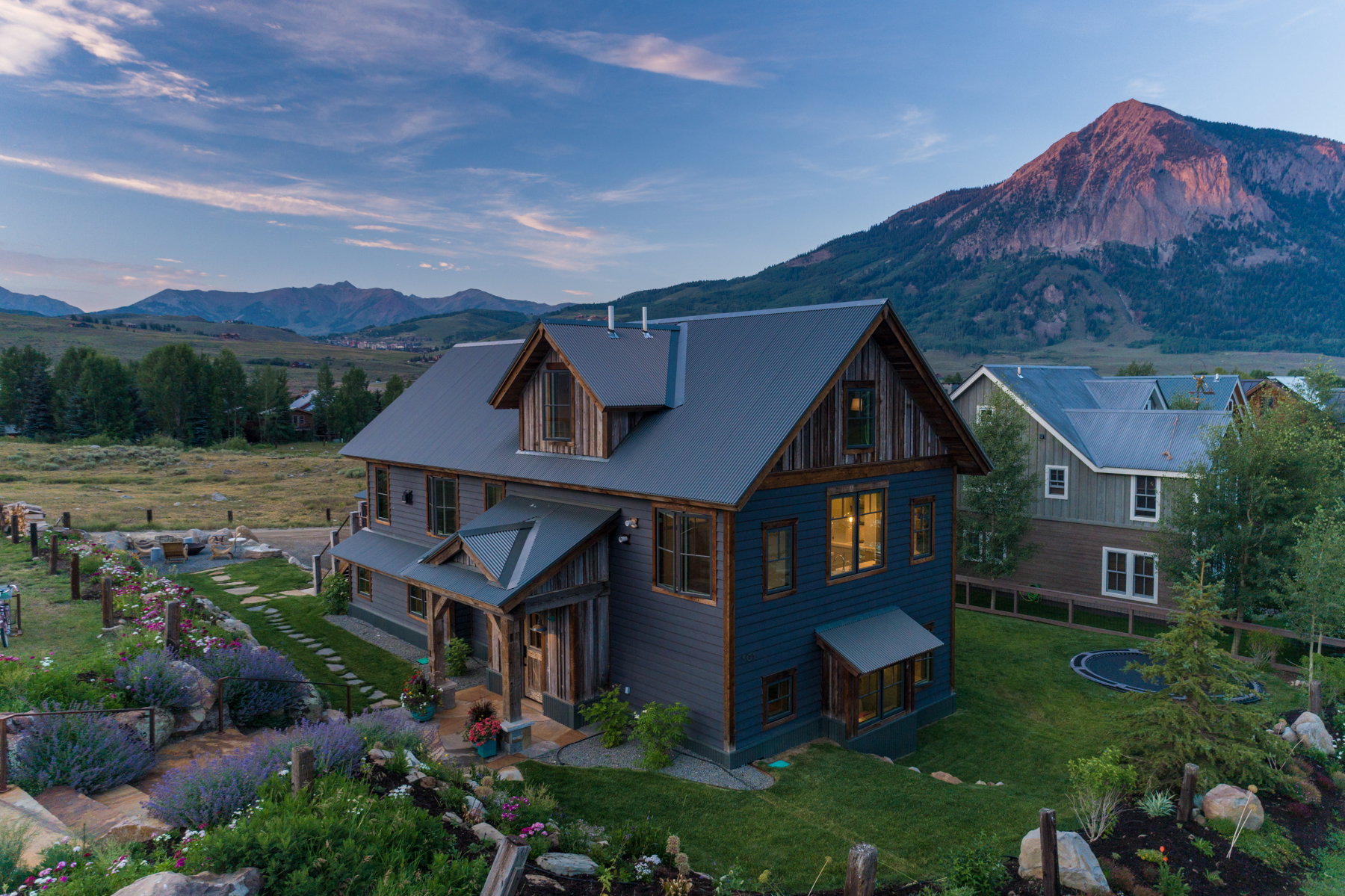 Single Family Home for Active at 501 Gothic Avenue 501 Gothic Avenue Crested Butte, Colorado 81224 United States