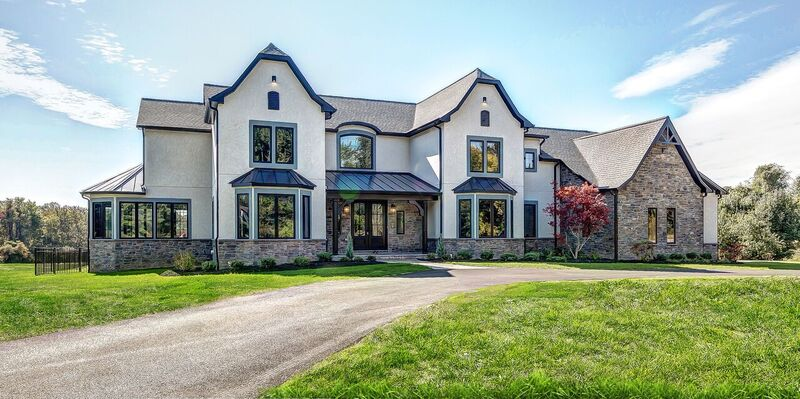 Single Family Home for Sale at Ivy Hills Community 13079 JEROME JAY DRIVE Cockeysville, Maryland, 21030 United States