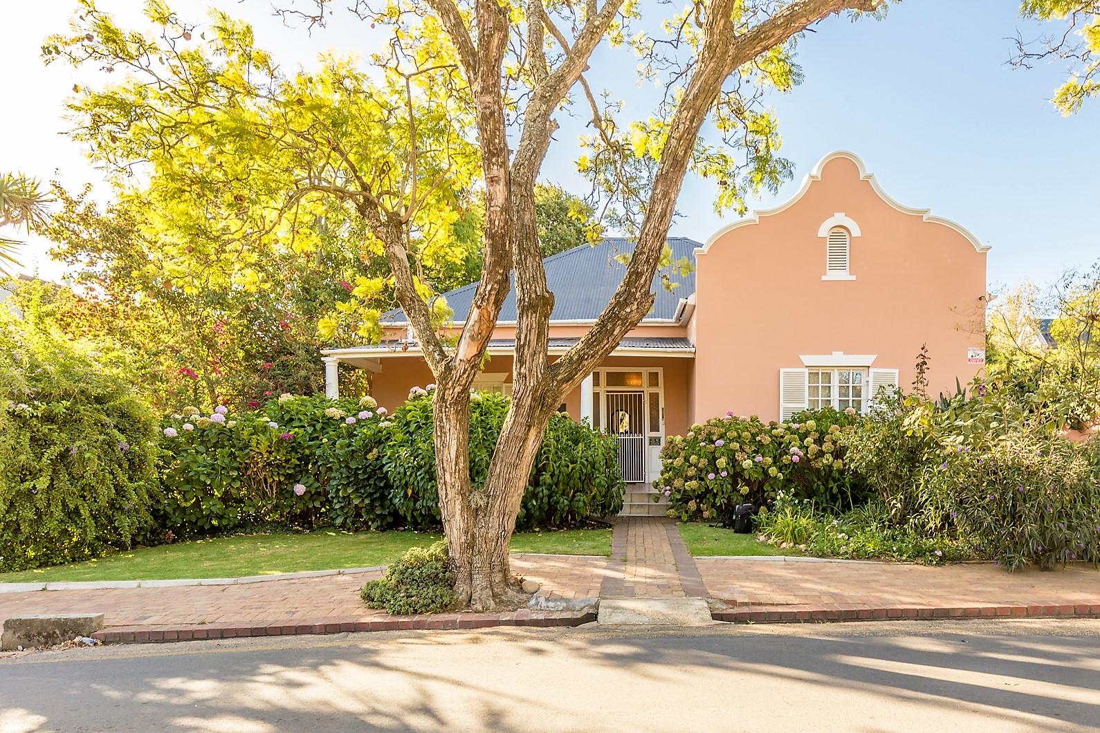獨棟家庭住宅 為 出售 在 Stellenbosch Guest House Stellenbosch, 西開普省, 7600 南非