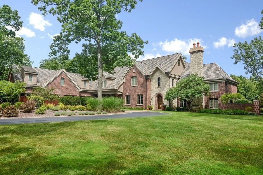 一戸建て のために 売買 アット Multi-Generation Retreat 1720 Sunset Lane Bannockburn, イリノイ, 60015 アメリカ合衆国