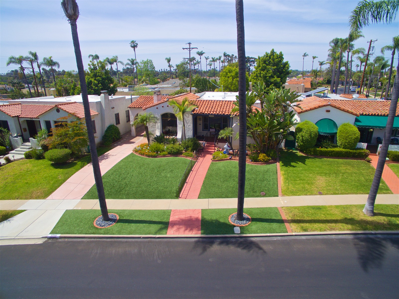 Single Family Home for Sale at 4880 Kensington Drive San Diego, California, 92116 United States