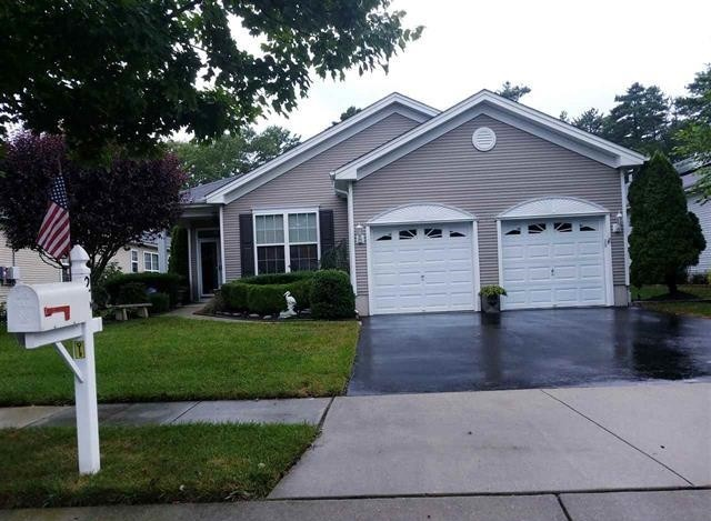 Single Family Home for Sale at 25 Northampton Road Galloway, New Jersey 08205 United States