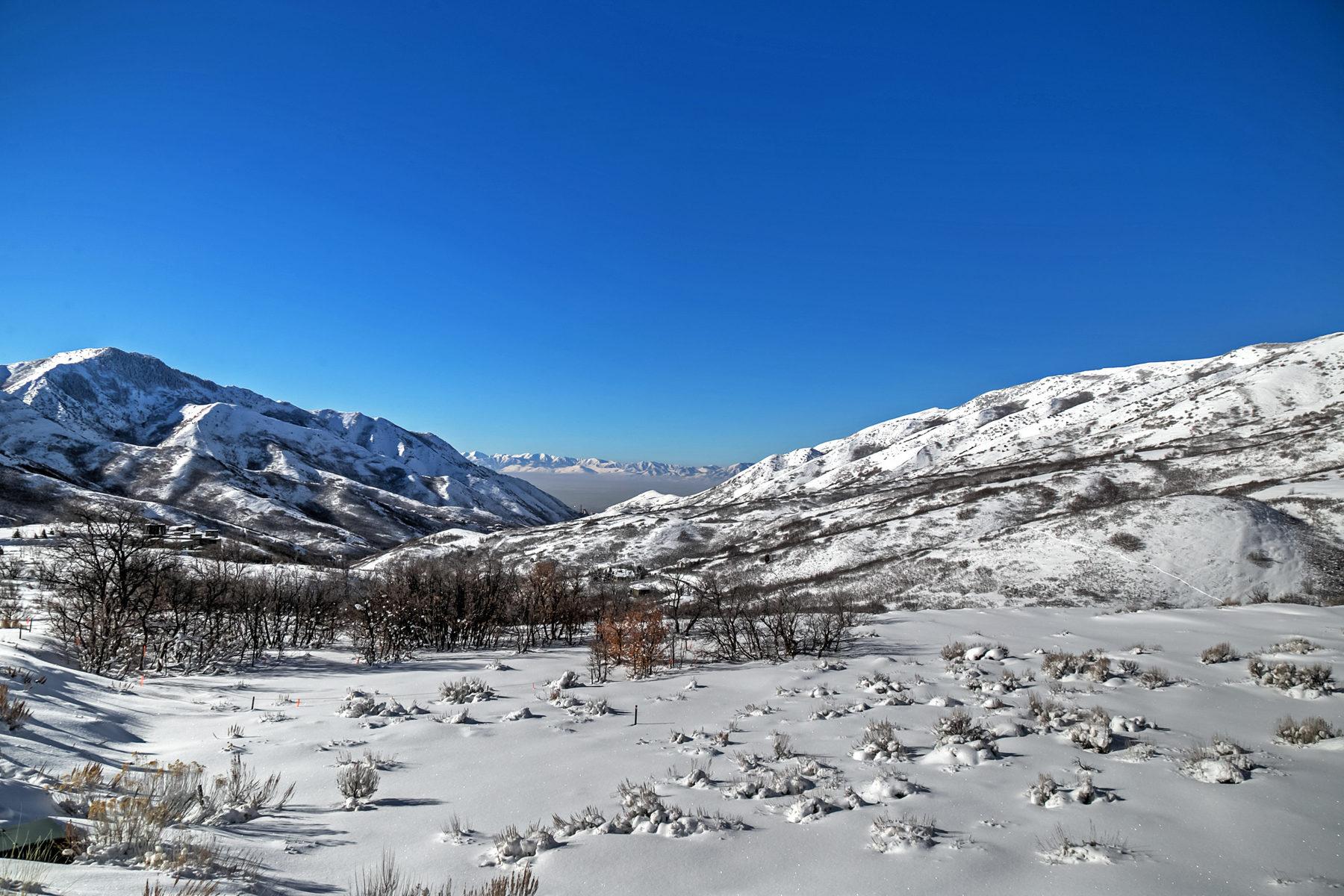土地 為 出售 在 Exclusive 9.53 Acre Lot 627 N Snowberry Ln Salt Lake City, 猶他州, 84108 美國