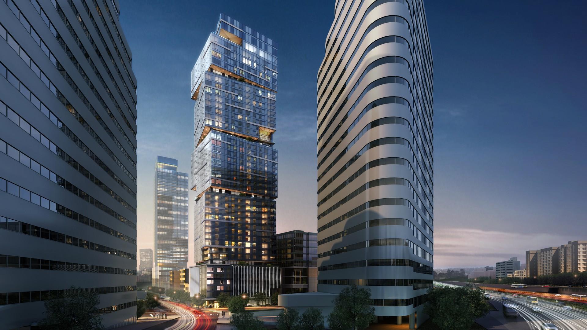 Condominium for Sale at NEXUS #3601 1200 Howell St #3601 Seattle, Washington 98101 United States