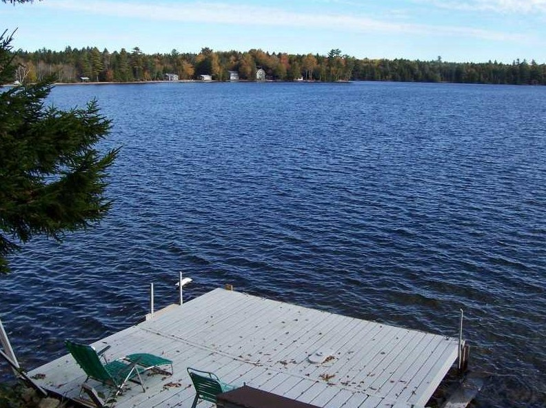 Single Family Home for Sale at Lake's Edge 36 Cathance Lane Cooper, Maine, 04657 United States