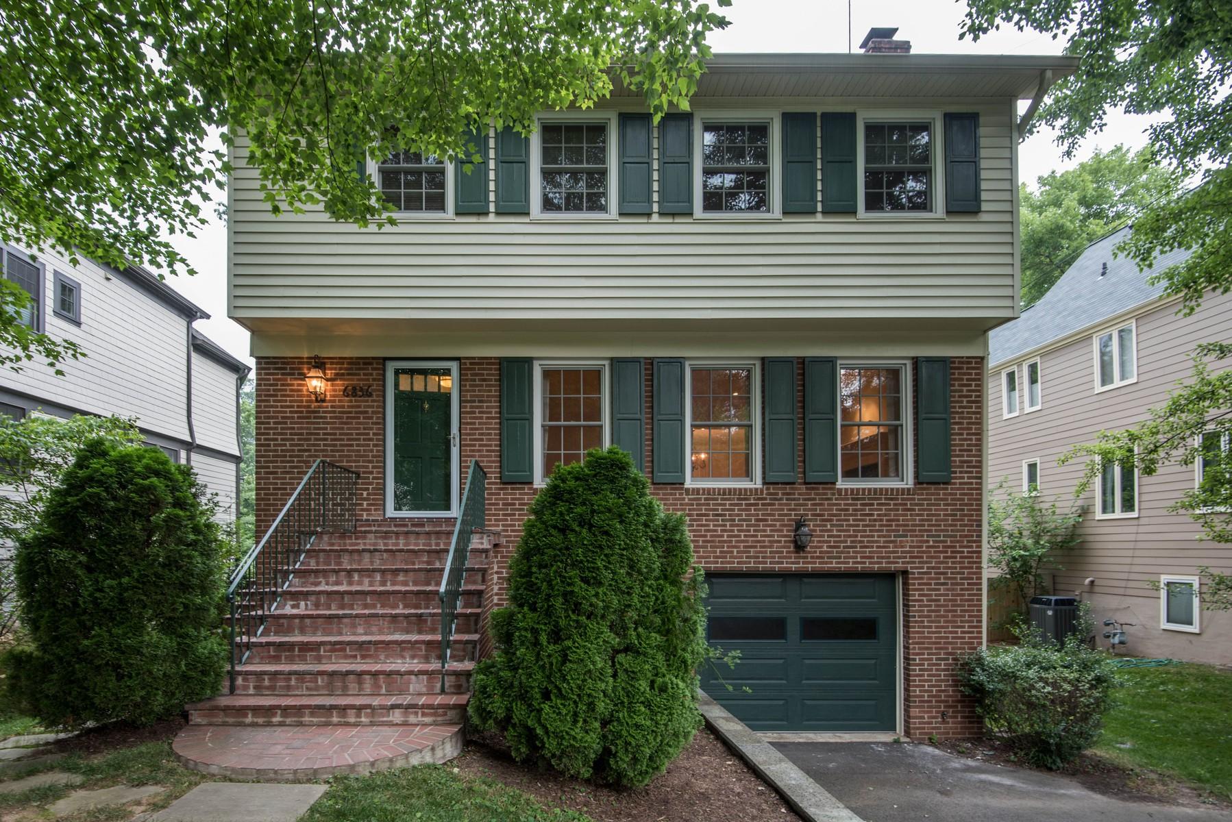 Wohnung für Mieten beim 6836 Chelsea Road, Mclean 6836 Chelsea Rd McLean, Virginia 22102 Vereinigte Staaten