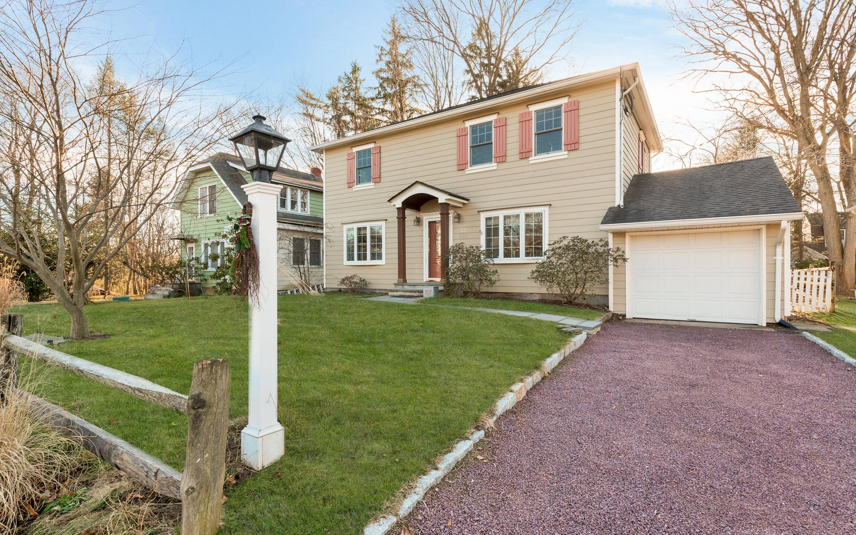 sales property at Charming colonial on quiet street