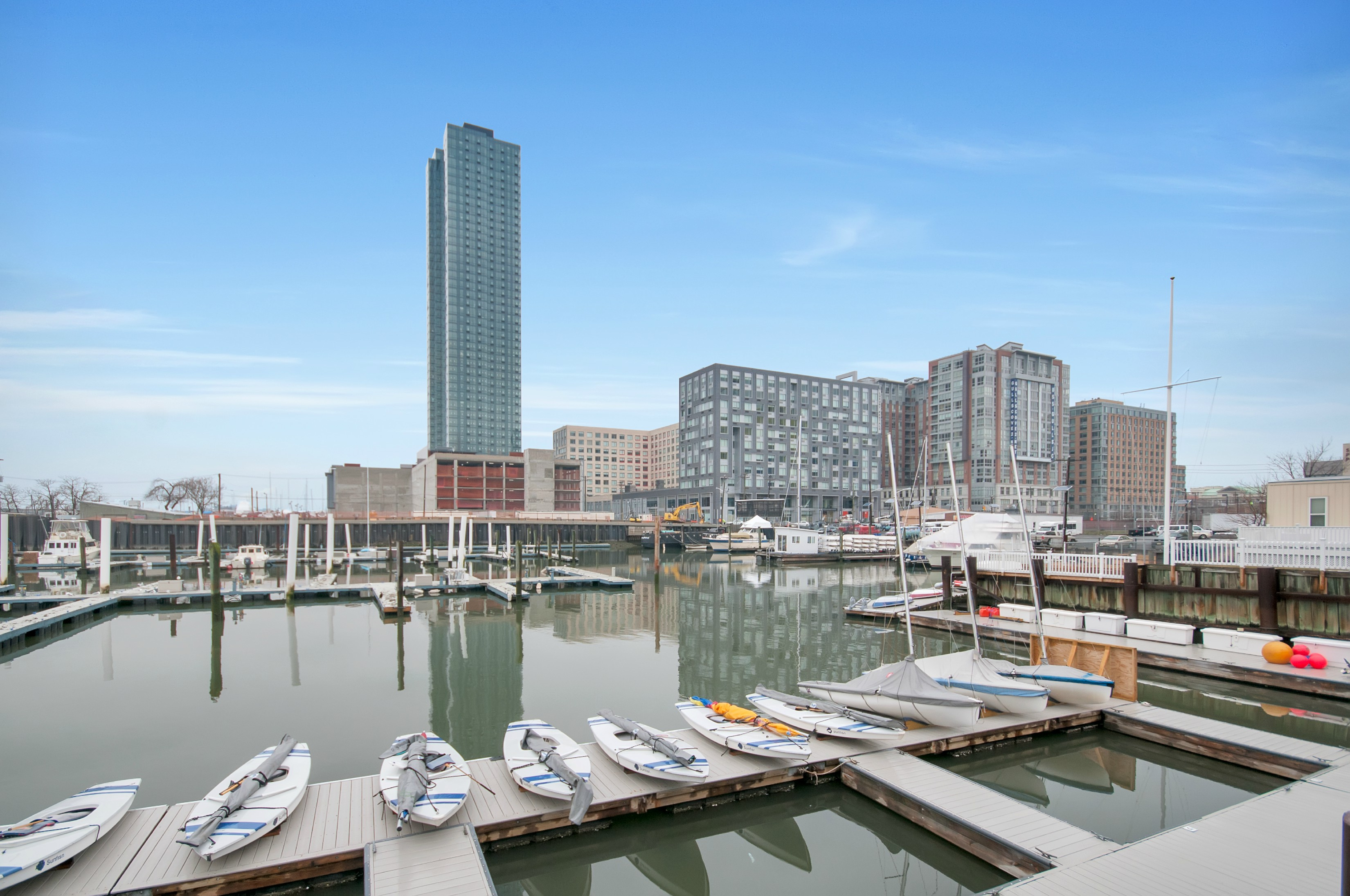 Condominium for Sale at 149 Essex Street #3Q Jersey City, 07302 United States