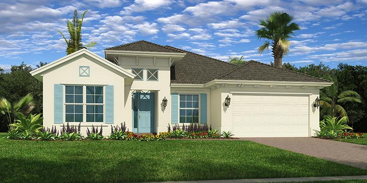 Moradia para Venda às One of our Newest Models in the Beautiful Community of Lily's Cay 1371 Lily's Cay Circle Vero Beach, Florida, 32967 Estados Unidos