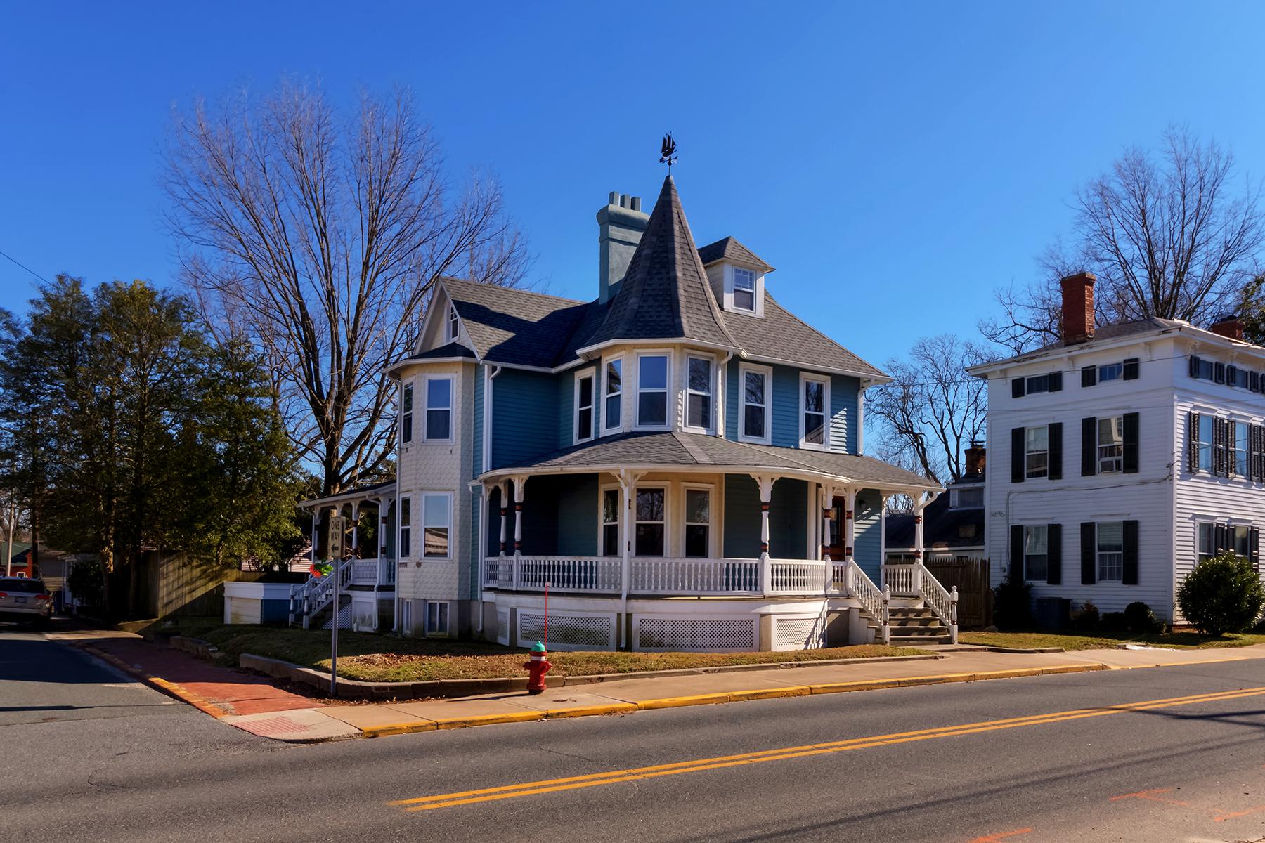 独户住宅 为 销售 在 201 Federal St. , Milton, DE 19968 201 Federal St. 米尔顿, 19968 美国