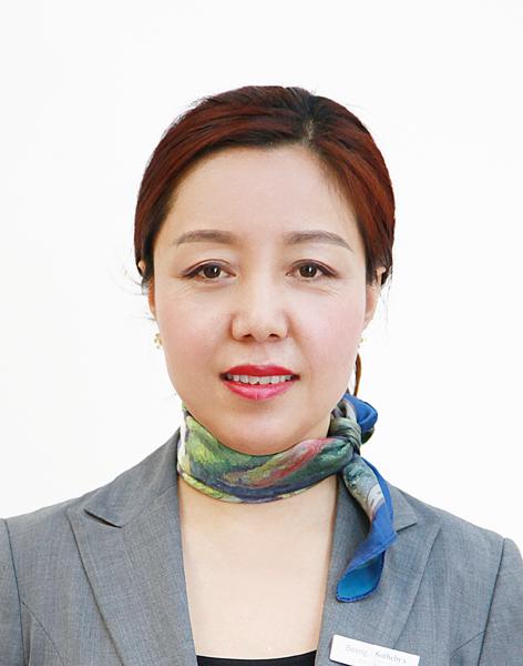Judy Guo