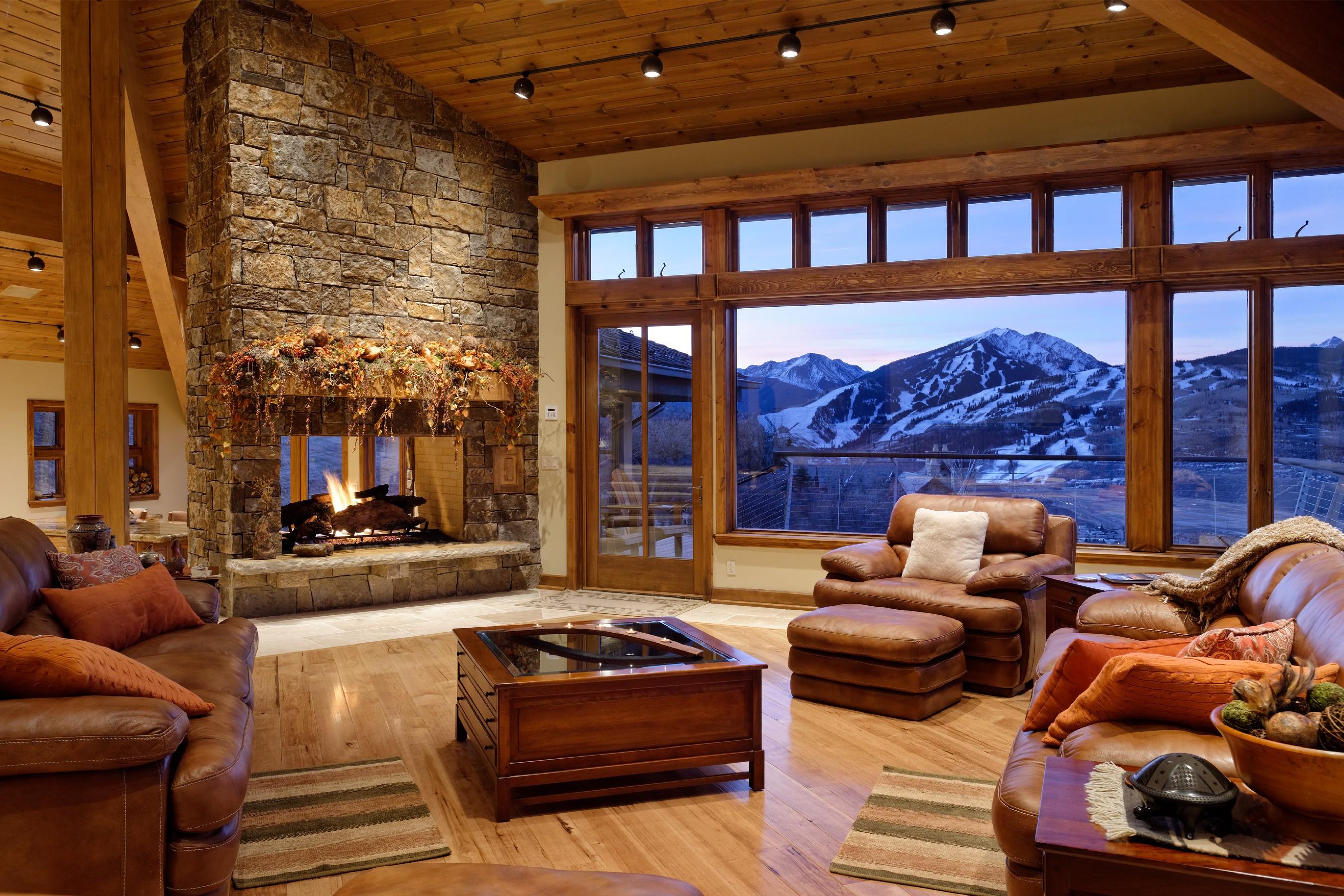 Частный односемейный дом для того Продажа на Starwood Lifestyle! 670 Johnson Drive McLain Flats, Aspen, Колорадо, 81611 Соединенные Штаты