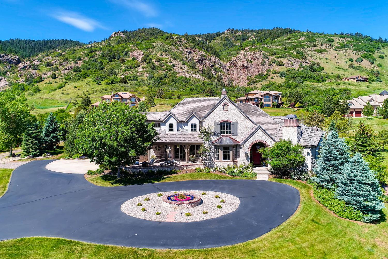 Einfamilienhaus für Verkauf beim White Deer Valley 9957 Elkhorn Street Littleton, Colorado, 80127 Vereinigte Staaten