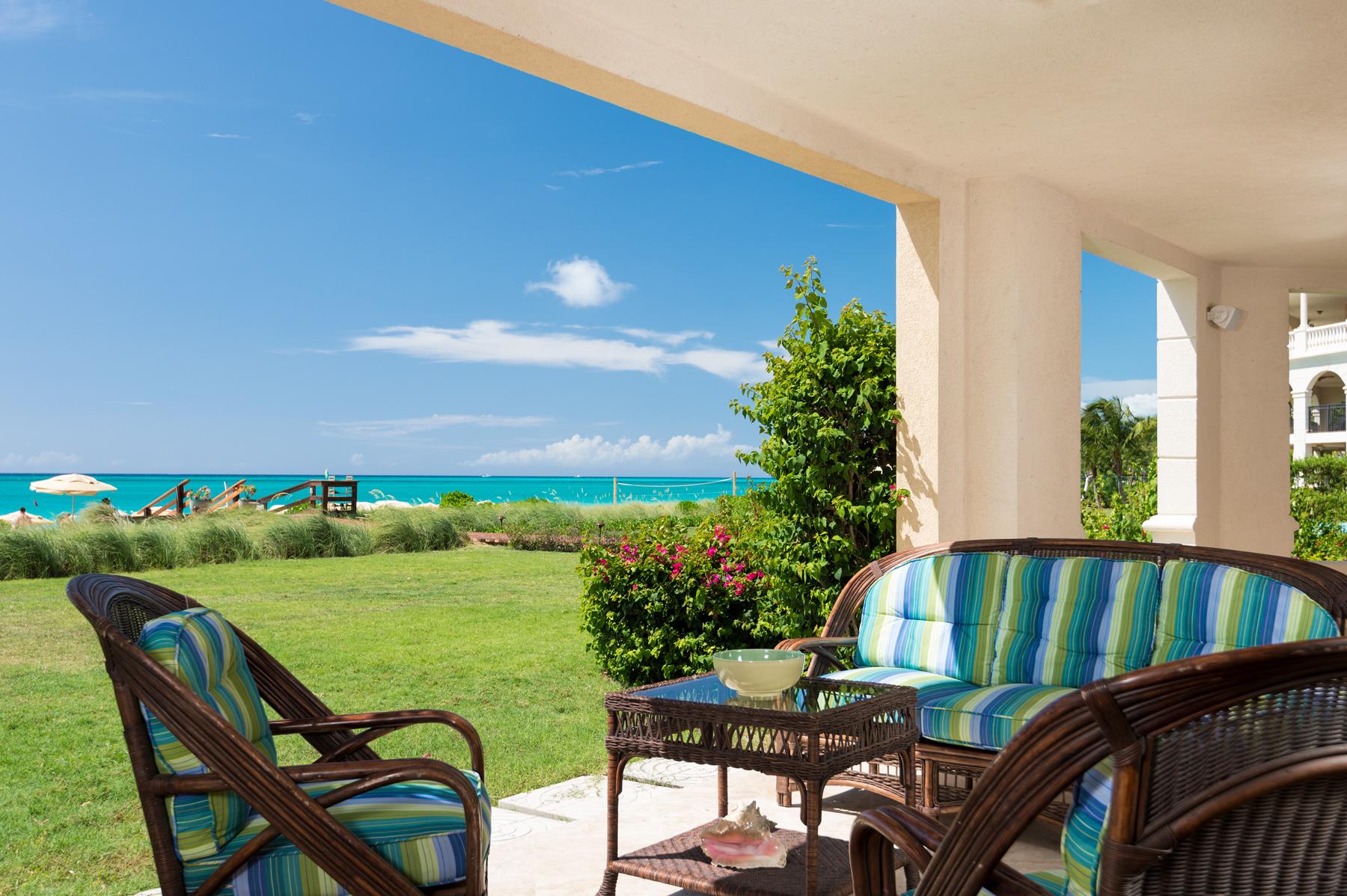 Piso por un Venta en B101 The Somerset Dundee Estates Grace Bay, Providenciales, Islas Turcas Y Caicos