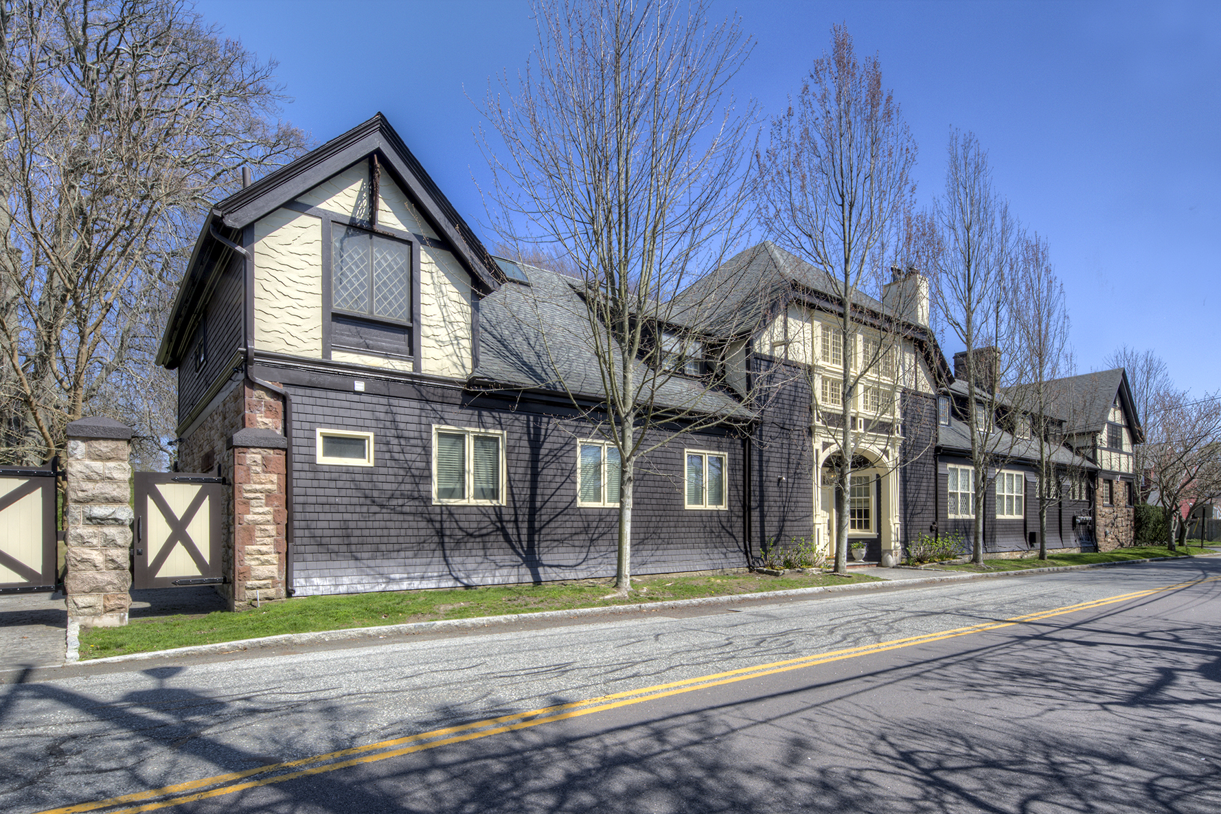 Condominium for Sale at Chetwode Carriage House 78 Coggeshall Avenue Units 2 & 4 Newport, Rhode Island, 02840 United States
