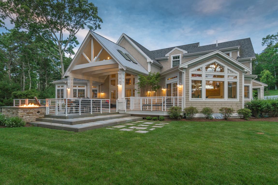 獨棟家庭住宅 為 出售 在 Great Herring Pond 140 Roxy Cahoon Rd Plymouth, 麻塞諸塞州, 02360 美國