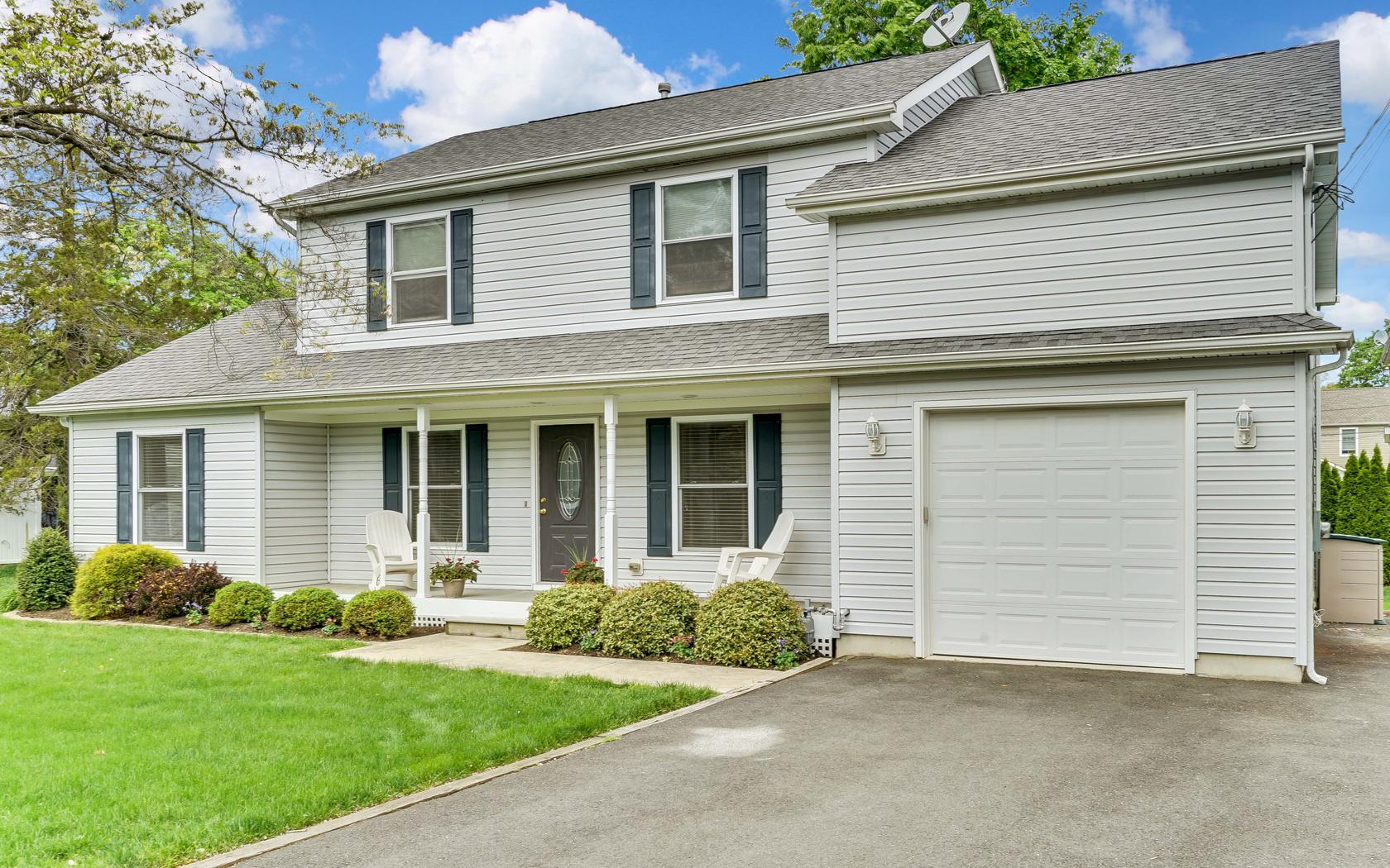 Single Family Home for Sale at Move In Ready 1710 Forest Street Belmar, New Jersey 07719 United States