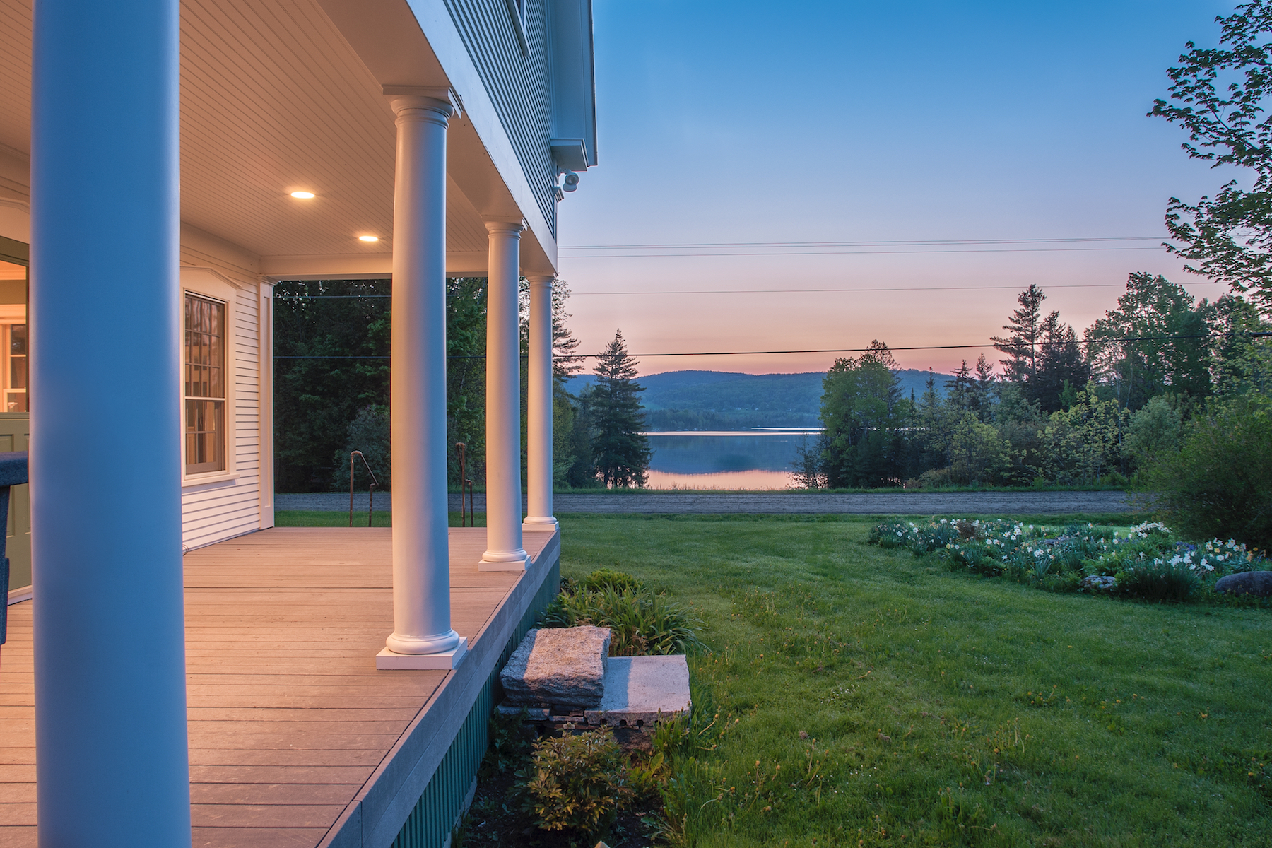 Single Family Homes for Sale at 1863 Lake Shore Road, Greensboro 1863 Lake Shore Rd Greensboro, Vermont 05841 United States