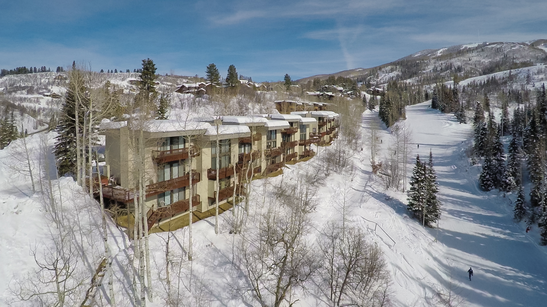 Townhouse for Sale at Storm Meadows Townhome #16 2425 Storm Meadows Drive #16 Steamboat Springs, Colorado 80487 United States