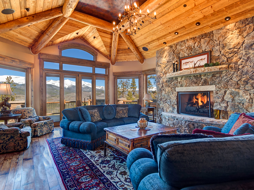 Single Family Home for Active at Lodge at Discovery Hill 1184 Discovery Hill Drive Breckenridge, Colorado 80424 United States