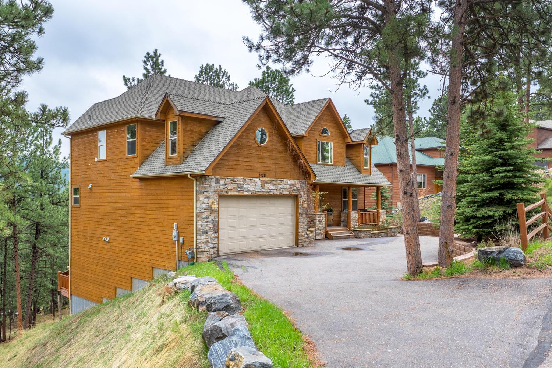 一戸建て のために 売買 アット Quality Built - Architecturally Appealing 3128 Moonshadow Lane Evergreen, コロラド, 80439 アメリカ合衆国