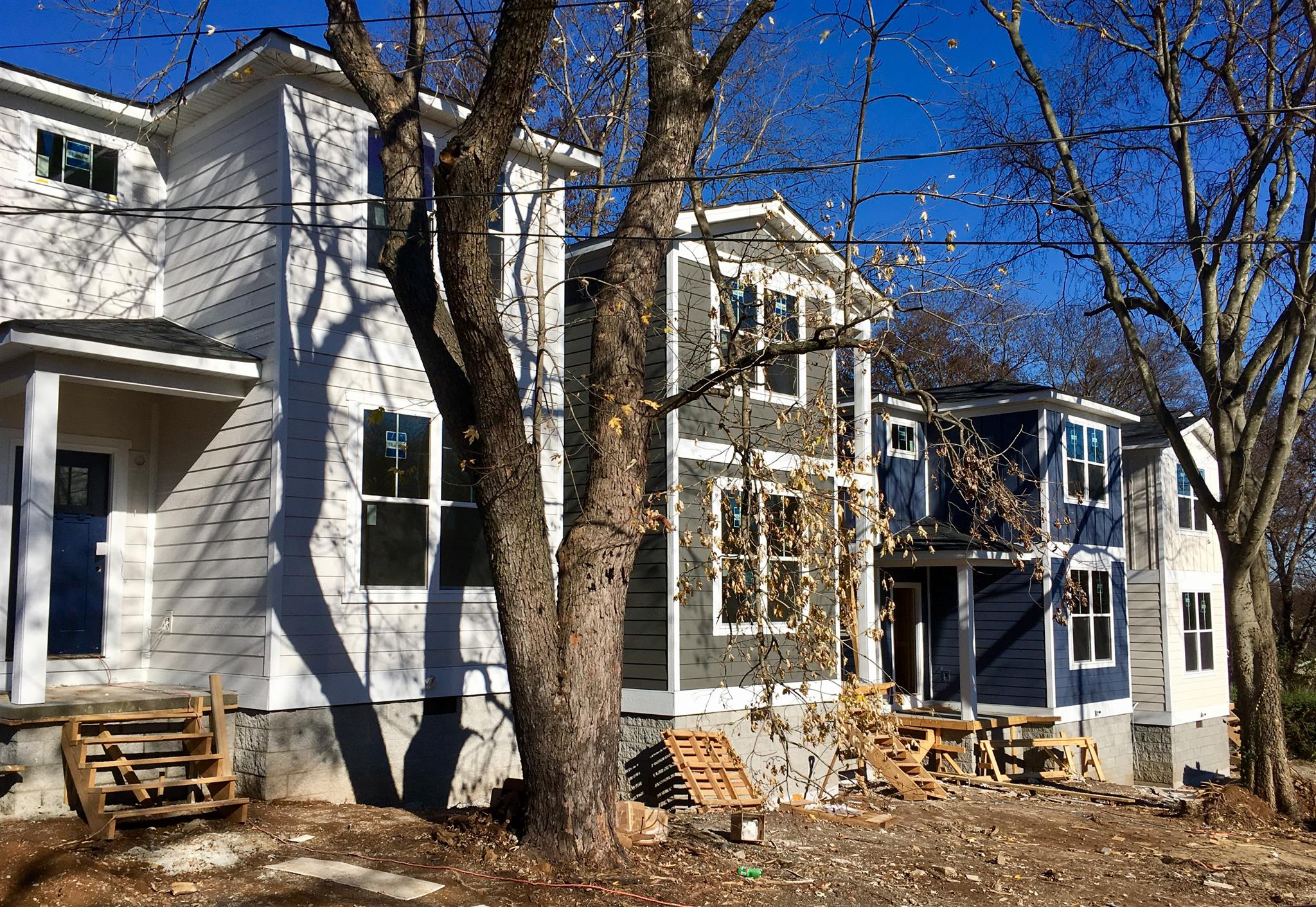Single Family Home for Sale at New Construction with Charming Custom Features 5908B Deal Avenue Nashville, Tennessee, 37209 United States