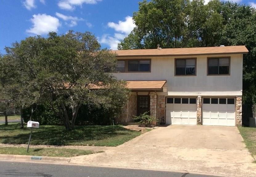 Casa Unifamiliar por un Alquiler en Deerbrook Village 11204 Timbrook Trail Austin, Texas 78750 Estados Unidos