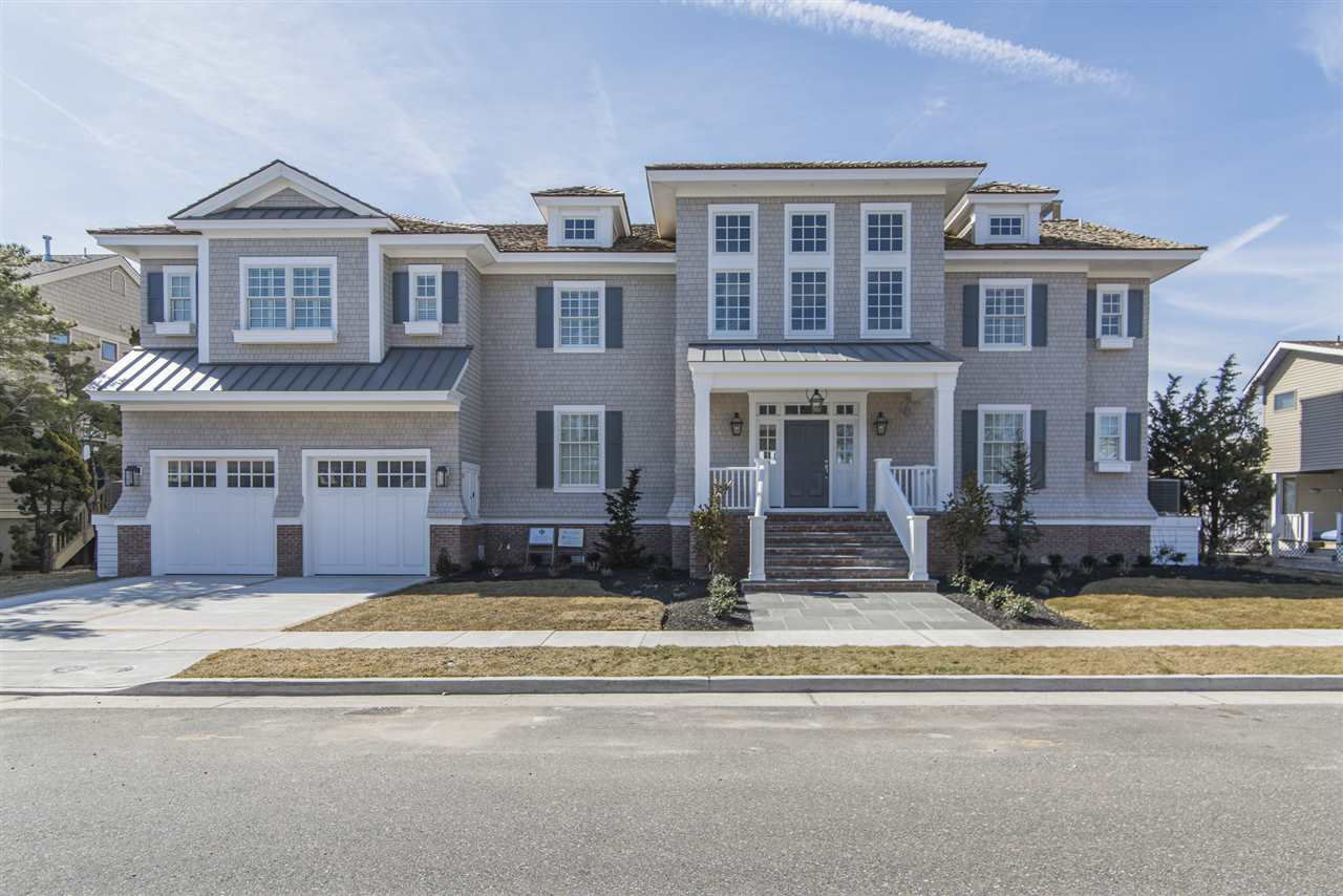 Single Family Home for Rent at Unique Bayfront Beauty 339 104th Street, Stone Harbor, New Jersey 08247 United States