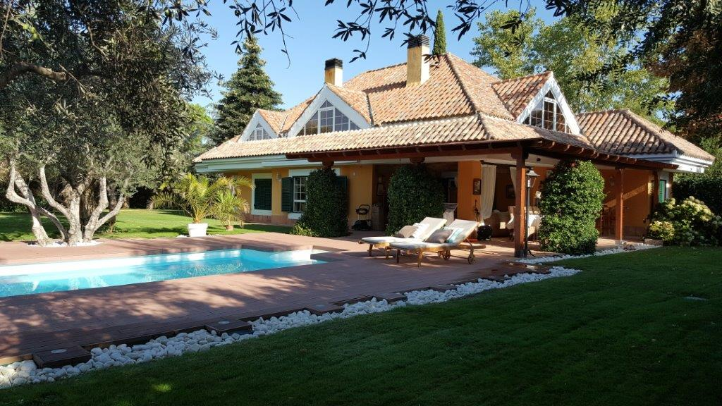 Single Family Home for Sale at Fantastic property in Molino de la Hoz, Las Rozas Madrid, Madrid, Spain