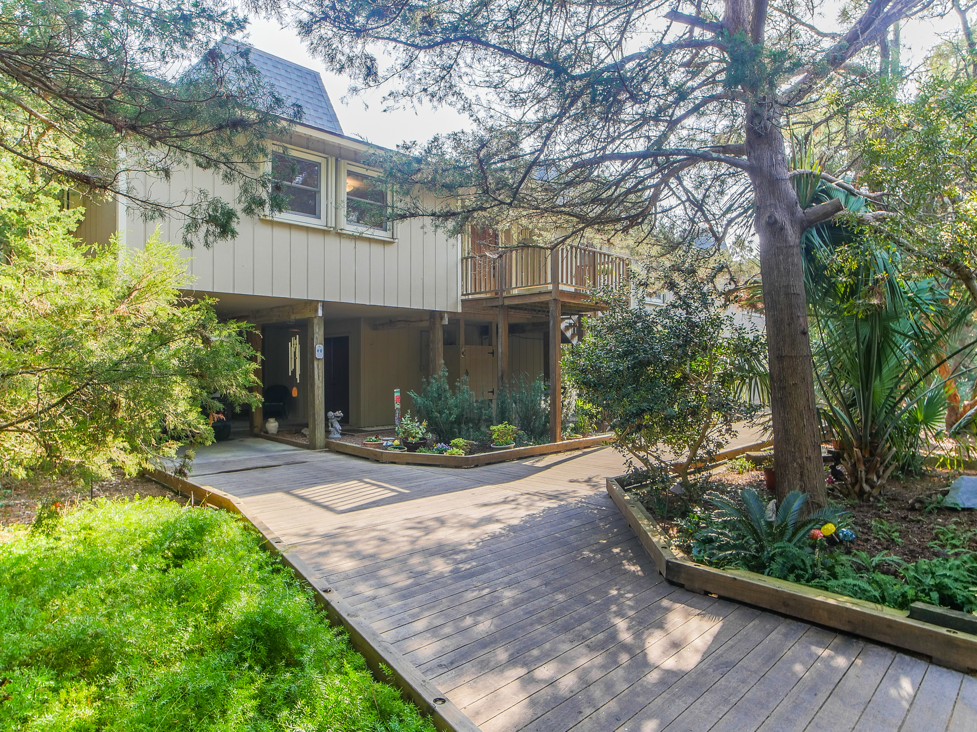 Single Family Home for Sale at Exquisite Home overlooking a pond and Golf Course 37 Horsemint Trail Bald Head Island, North Carolina, 28461 United States