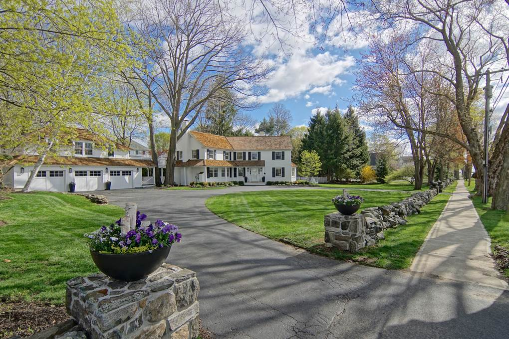 Single Family Home for Sale at Coveted Rye Beach Location 51 South Road Rye, New Hampshire 03871 United States