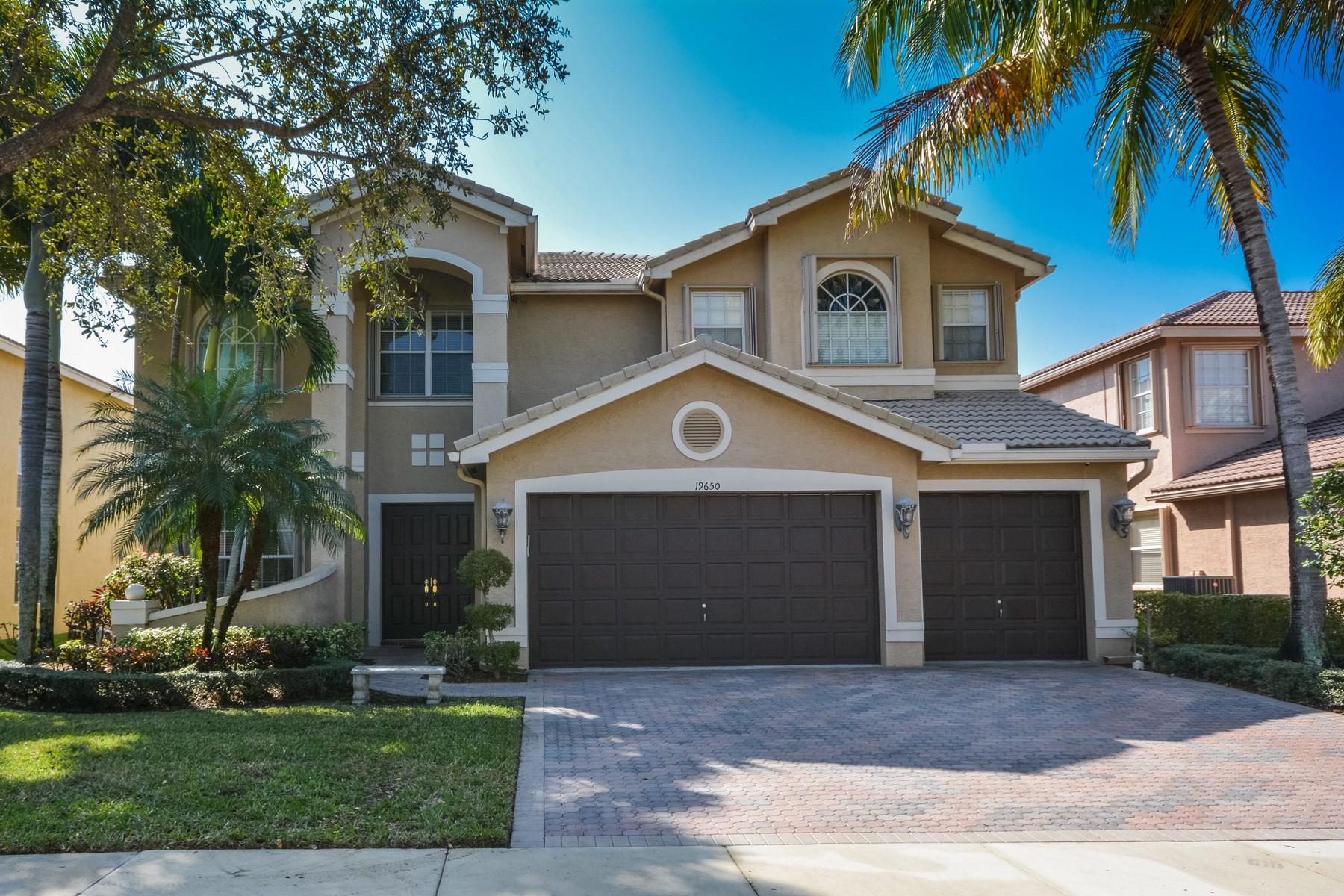 Einfamilienhaus für Verkauf beim 19650 Estuary Dr , Boca Raton, FL 33498 19650 Estuary Dr Boca Raton, Florida, 33498 Vereinigte Staaten
