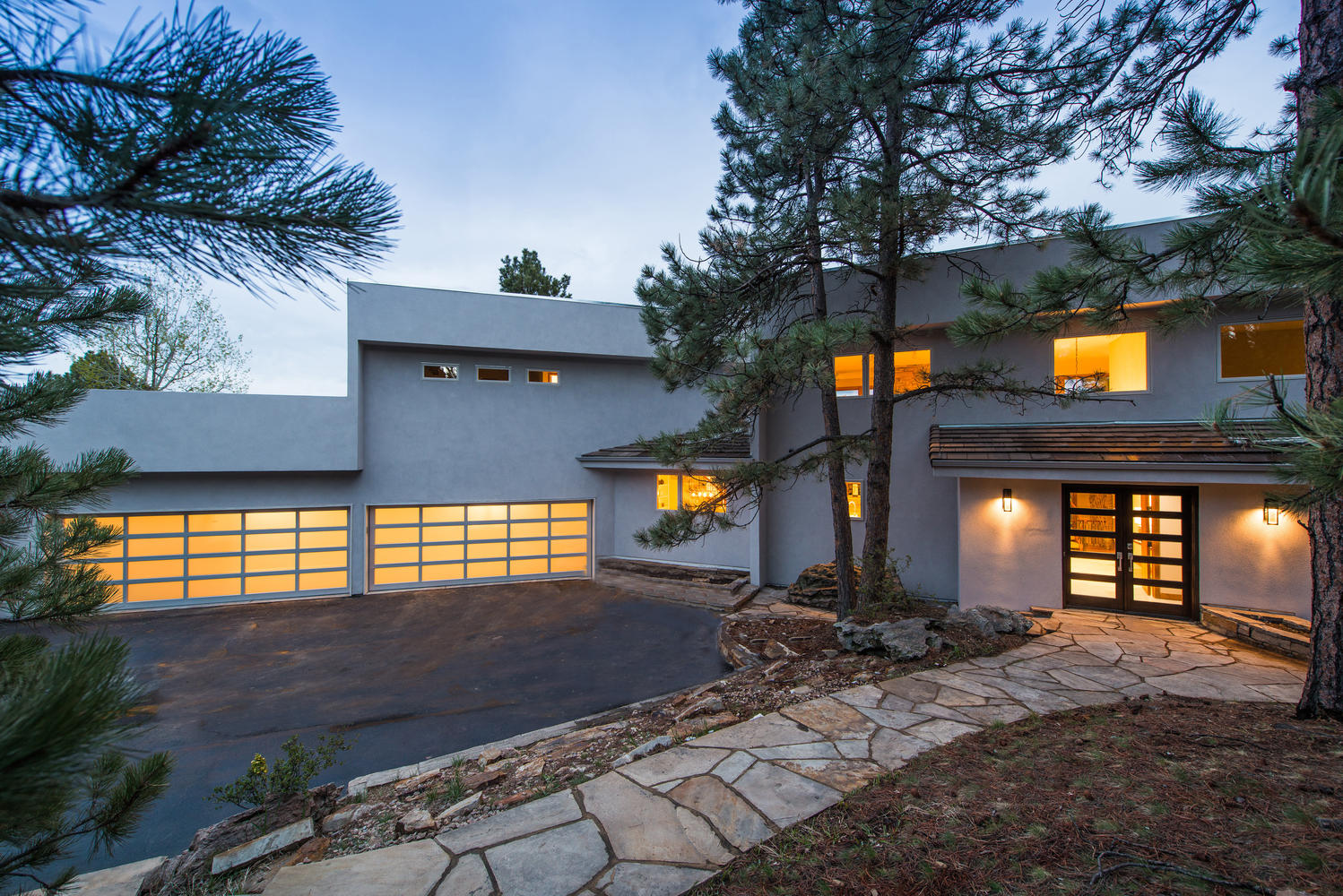 Single Family Home for Sale at Incredible Custom Home Has Timeless Architectural Lines 1992 Columbine Court Golden, Colorado 80401 United States