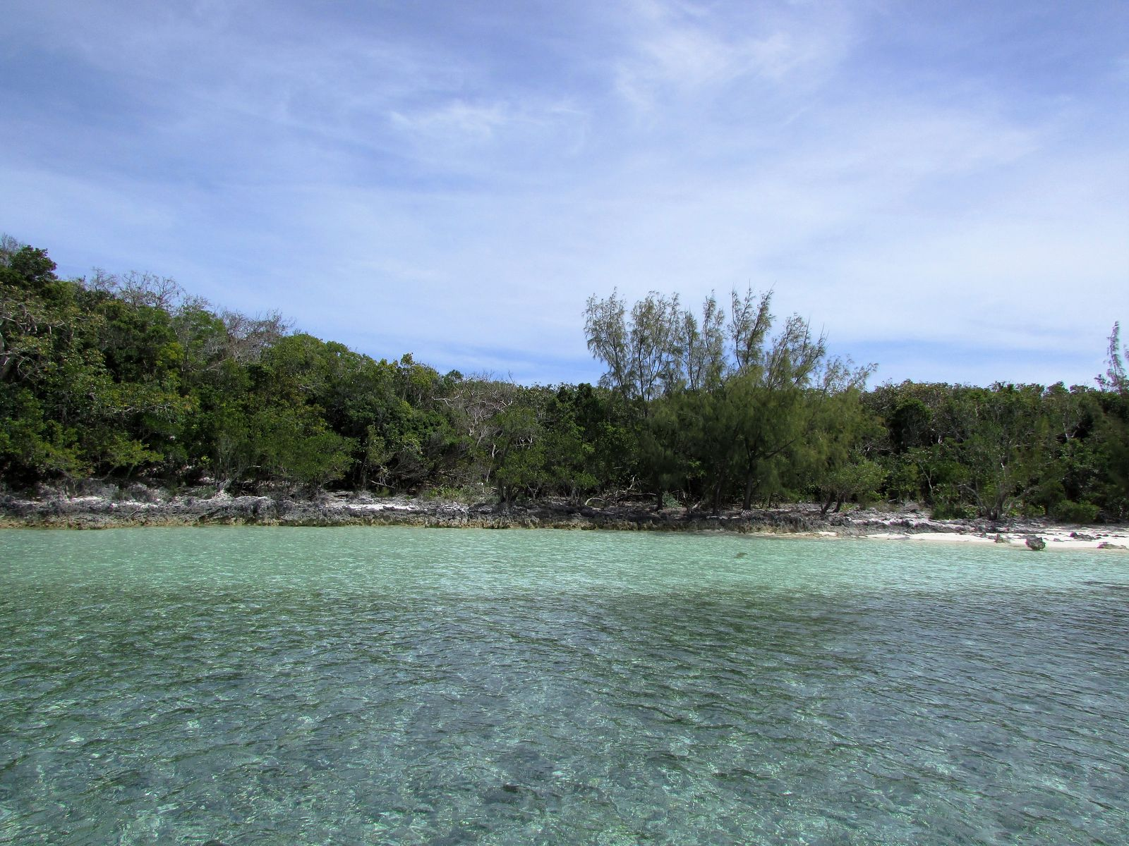 Land for Sale at East to West Lubbers Quarters, Abaco Bahamas