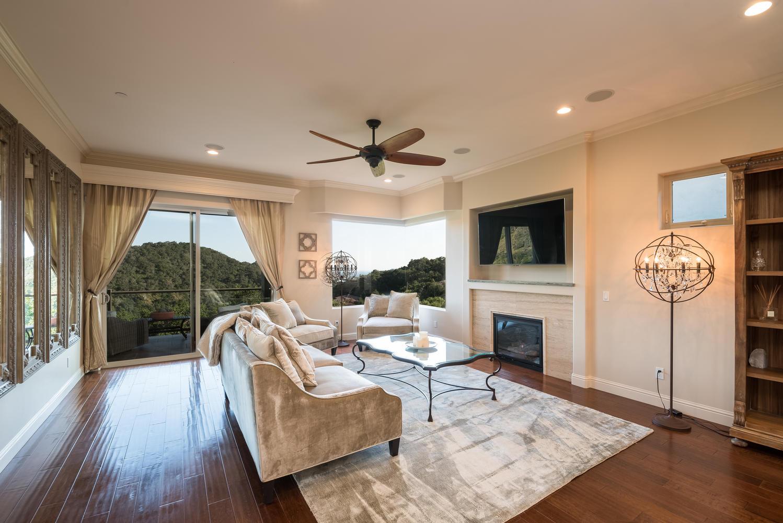 Casa para uma família para Venda às Oceanview Custom Smart Home 2835 Rock Wren Lane Avila Beach, Califórnia, 93424 Estados Unidos