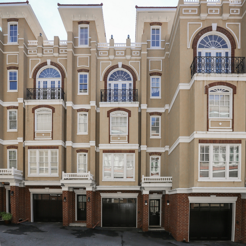 Townhouse for Sale at Fantastic Emory Location 806 Clifton Heights Ln Atlanta, Georgia 30329 United States