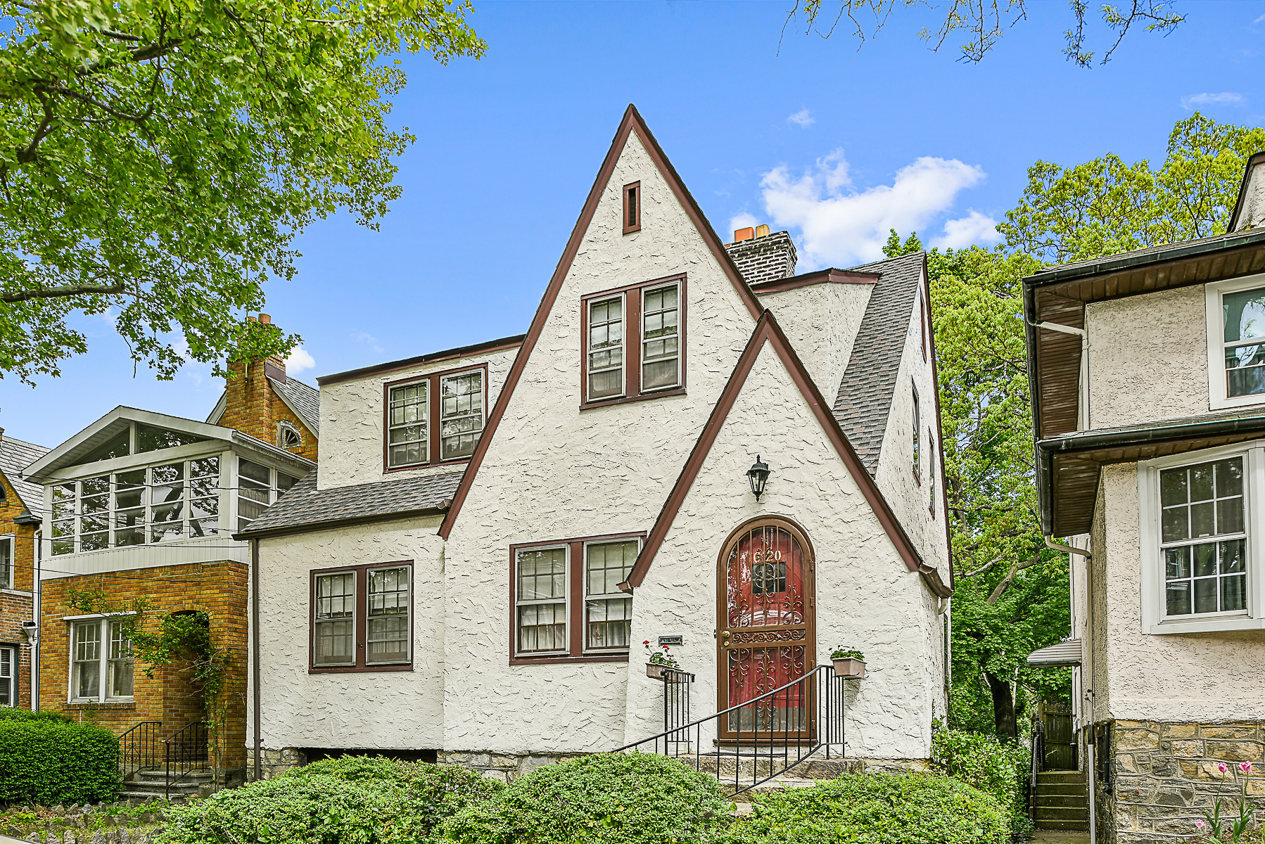 Single Family Home for Sale at Charming and Historic 6 Bedroom Home 6120 Fieldston Road Riverdale, New York, 10471 United States