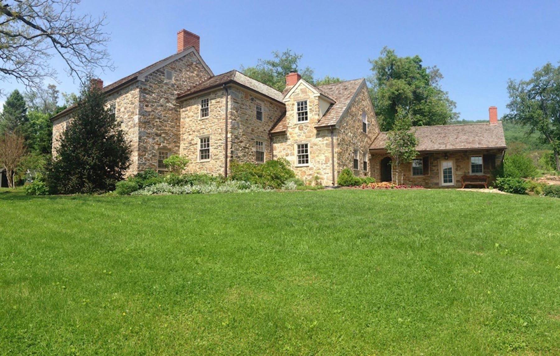 獨棟家庭住宅 為 出售 在 2045 Reed Road, Knoxville 2045 Reed Rd Knoxville, 馬里蘭州 21758 美國