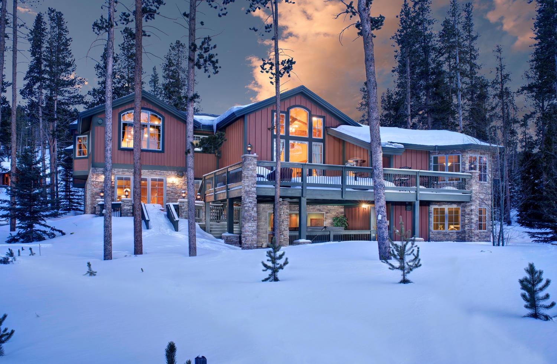 Maison unifamiliale pour l Vente à Golf Course Manor 127 Marks Lane Breckenridge, Colorado, 80424 États-Unis