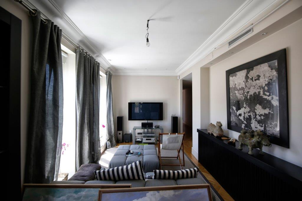 Apartamento por un Venta en Exclusive penthouse refurbished in Salamanca Madrid, Madrid, España